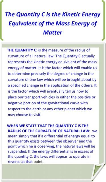 Quantity C