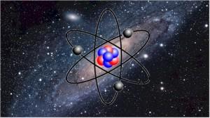 atoms galaxies