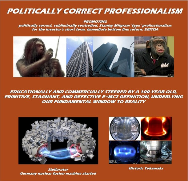 Professionalism vs Evolutionary Advancement1