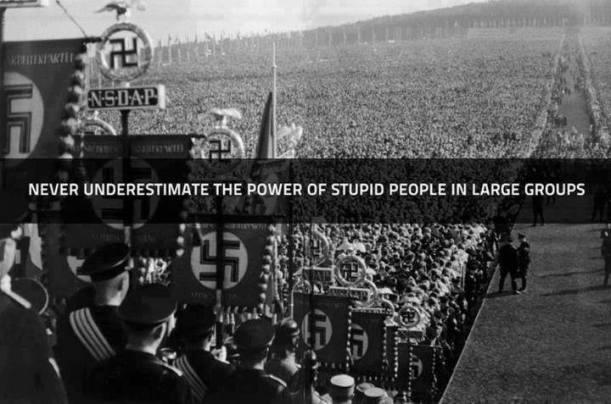 stupidinlargegroups